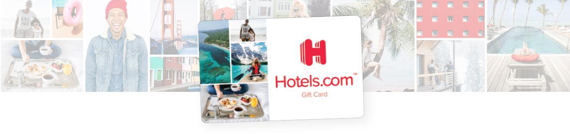 Hotels com English banner